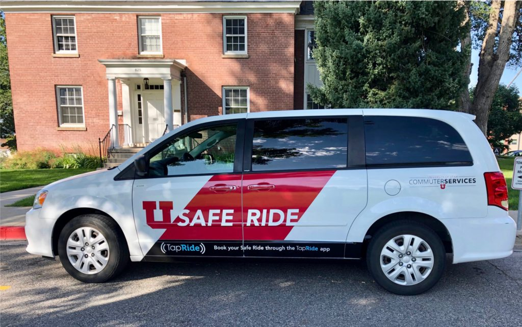 Safe Ride van