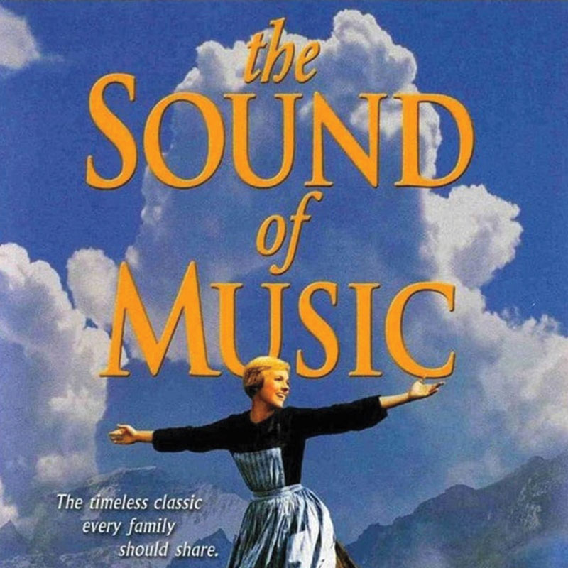 The Sound of Music cover art